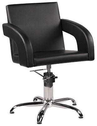 TINA - Fotel fryzjerski