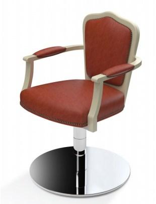 Fotel fryzjerski LOUISE - PANDA Trzebnica