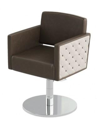 Fotel fryzjerski COMODO - PANDA Trzebnica