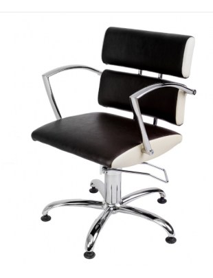 Fotel fryzjerski SIGMA II - PANDA Trzebnica