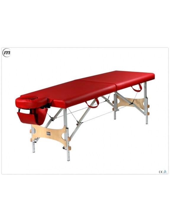 AURA ALU - składany stół do masażu.