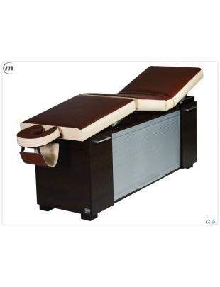 LUX M2 - Leżanka, stół do masażu z zabudową meblową.