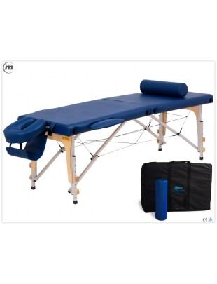 PREMIUM ALU - składany stół do masażu