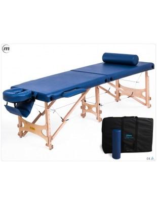 PRO-MASTER ULTRA - składany stół rehabilitacyjny do masażu