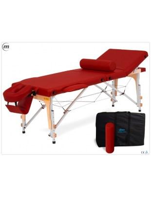REFLEX ALU - składany stół do masażu