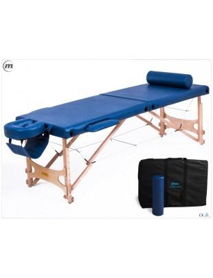 PRO-MASTER - składany stół rehabilitacyjny do masażu