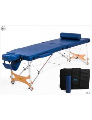 PRO-MASTER ALU - składany stół rehabilitacyjny do masażu