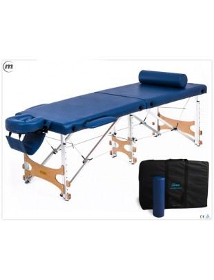 PRO-MASTER ALU ULTRA - składany stół rehabilitacyjny