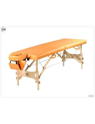 AURA - Prosty stół składany do masażu i rehabilitacji