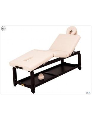 SPA MANUAL VENGE - Stacjonarny stół do masażu i rehabilitacji