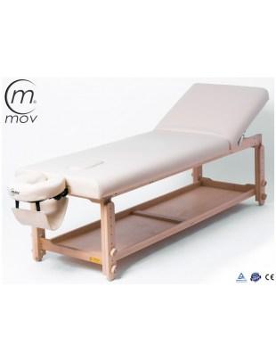 SPA PLUS HOT! - Stacjonarny stół do masażu i rehabilitacji