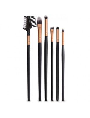 Zestaw pędzli do makijażu oczu Eye Essentials Professional Cosmetic Brush Collection