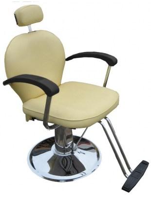 Fotel fryzjerski Carrara 1140 - beż