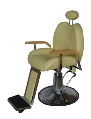 Fotel fryzjerski Modena 1144 - beż