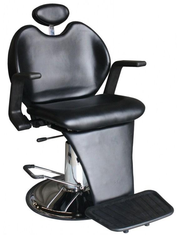 Fotel fryzjerski Sassari 1760 - czarny