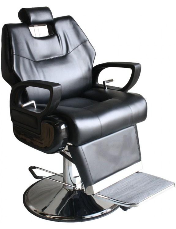 Fotel fryzjerski Modica 1762 - czarny