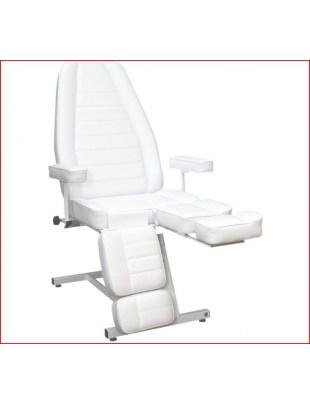 FE 602 BIS E - Fotel elektryczny pedicure z otworem, exlusive