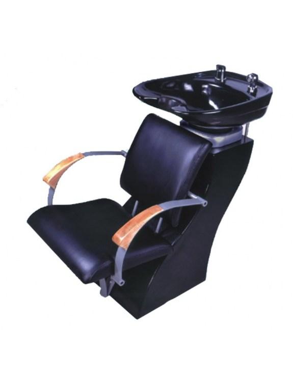 Myjnia fryzjerska Piombino 1091 - czarna