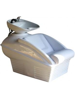 Myjnia fryzjerska Vicenza 1093 - biała