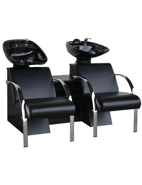 Myjnia fryzjerska Cavalese 1327 podwójna -czarna