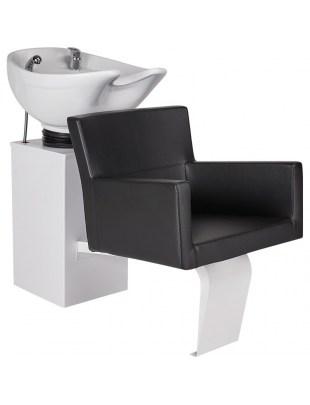 PIAFF - Myjnia fryzjerska z fotelem Amelia Ayala
