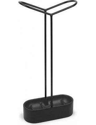 UMBRA stojak na parasole HOLDIT - czarny