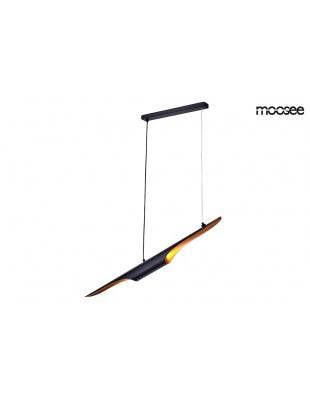 MOOSEE lampa wisząca CONTEO - czarna, złota
