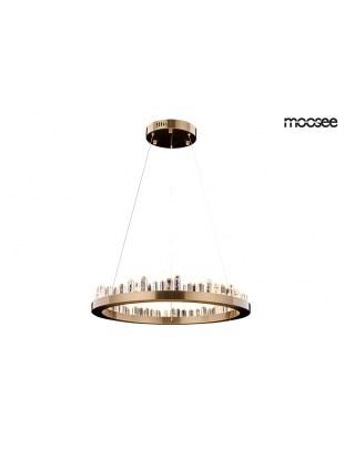 MOOSEE lampa wisząca NENUFAR - złota