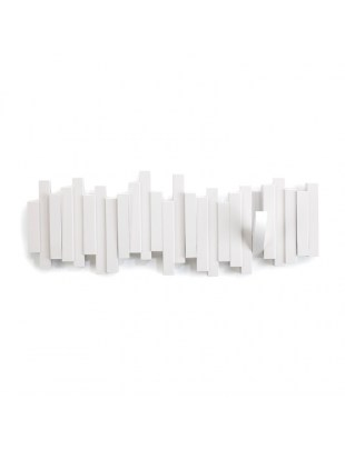 UMBRA wieszak na ubrania STICKS biały