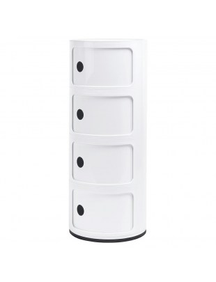 Szafka COMBI 4 biała
