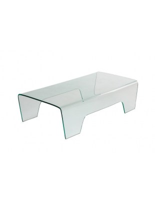Stolik szklany RICCO transparentny - szkło