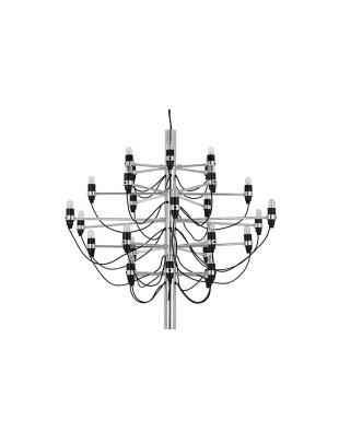 Lampa wisząca GINO 85 nikiel - stal węglowa