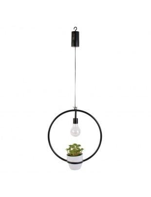 Lampka LED z rośliną Jante Intesi