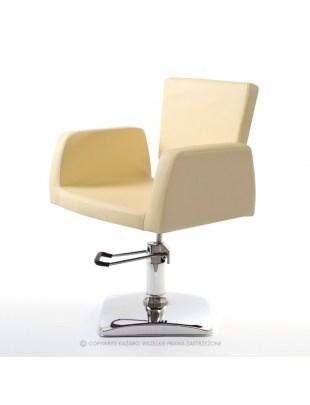 Retro - Fotel fryzjerski  4 kolory