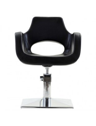 Fotel Mediolan - czarny