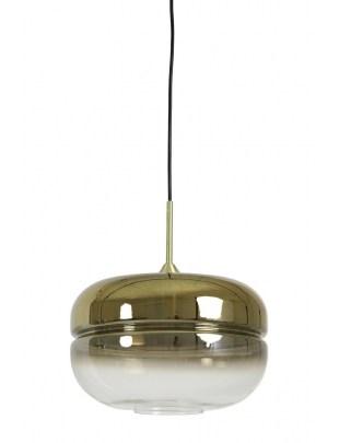 Lampa wisząca Cherle 29x19 złota