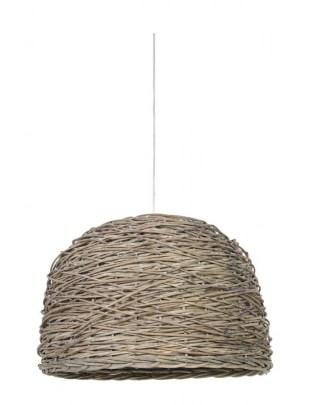 Lampa wisząca Rotan tkany naturalny 38