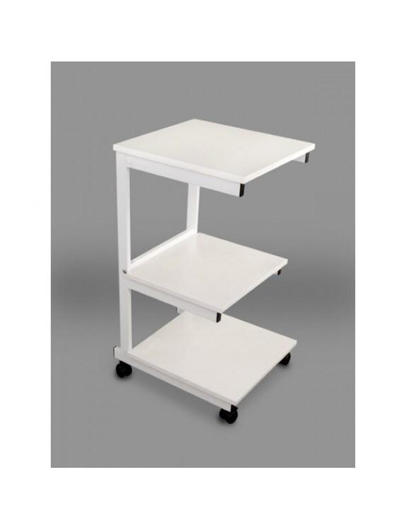 Model aluminiowy: III półki