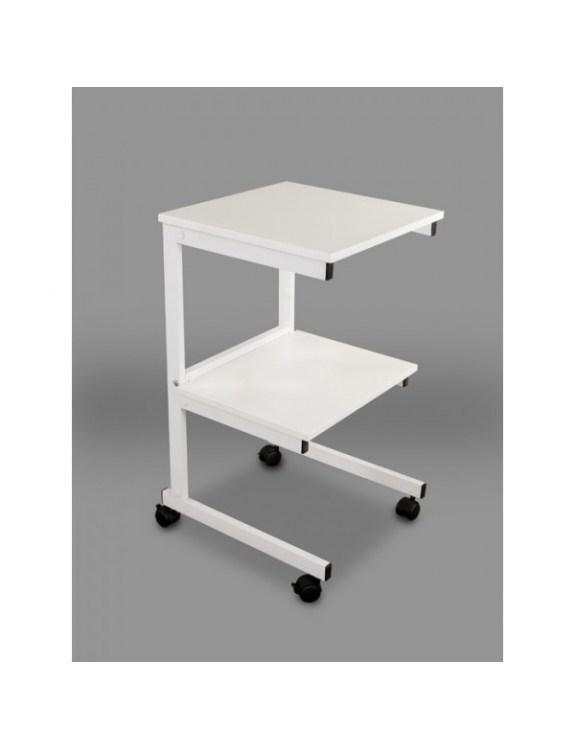 Model aluminiowy: II półki