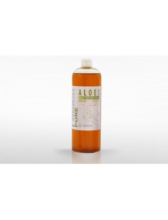 Olej do masażu PURE LINE - ALOES (1000 ml)