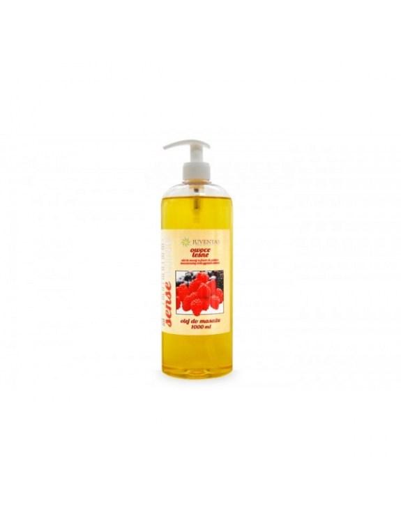 Olej do masażu SENSE LINE - OWOCE LEŚNE (1000 ml)