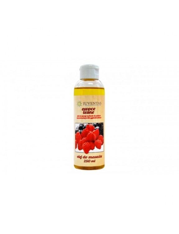 Olej do masażu SENSE LINE - OWOCE LEŚNE (250 ml)