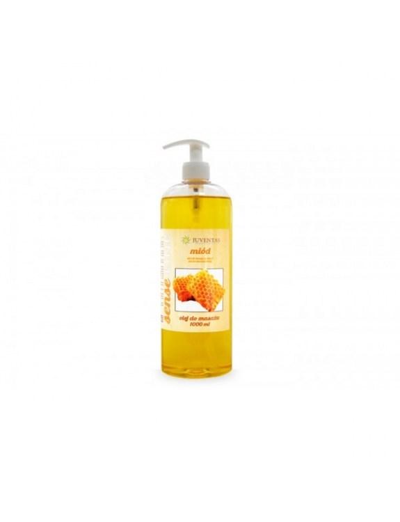 Olej do masażu SENSE LINE - MIÓD (1000 ml)