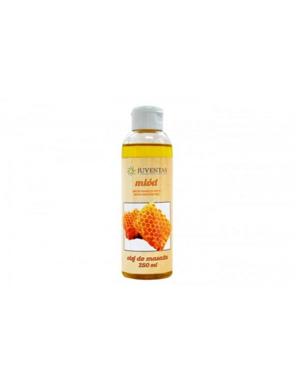 Olej do masażu SENSE LINE - MIÓD (250 ml)