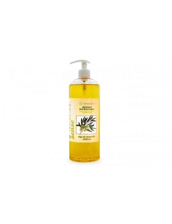 Olej do masażu SENSE LINE - DRZEWO HERBACIANE (1000 ml)