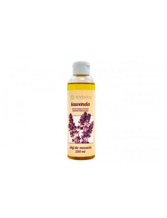 Olej do masażu SENSE LINE - LAWENDA (250 ml)