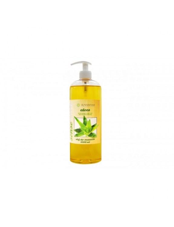 Olej do masażu SENSE LINE - ALOES (1000 ml)