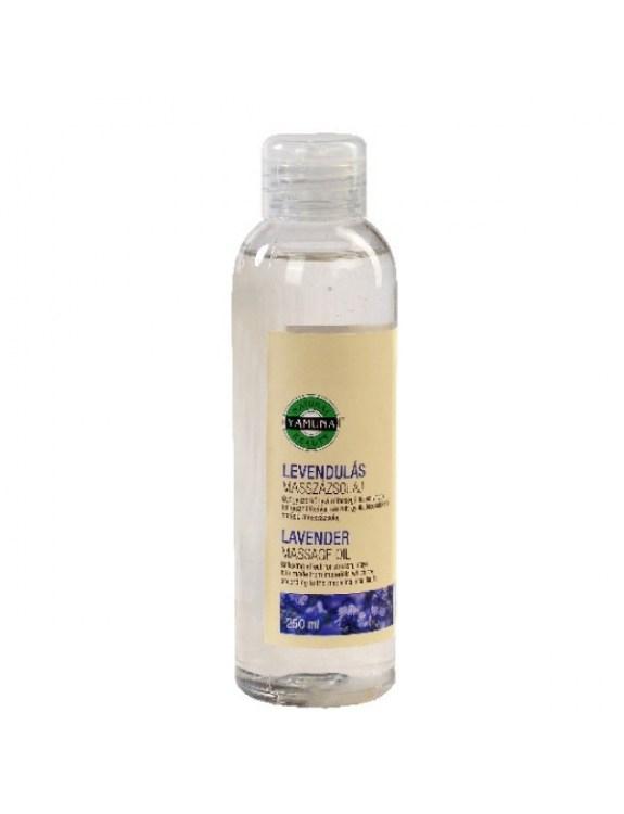Olej do masażu z ekstraktem z lawendy - 250 ml