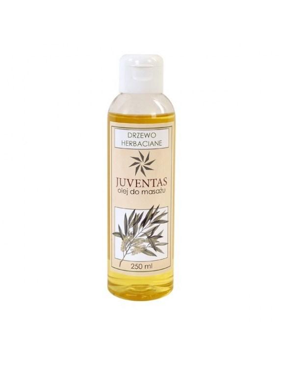 Olej do masażu z ekstraktem z drzewa herbacianego - 250 ml