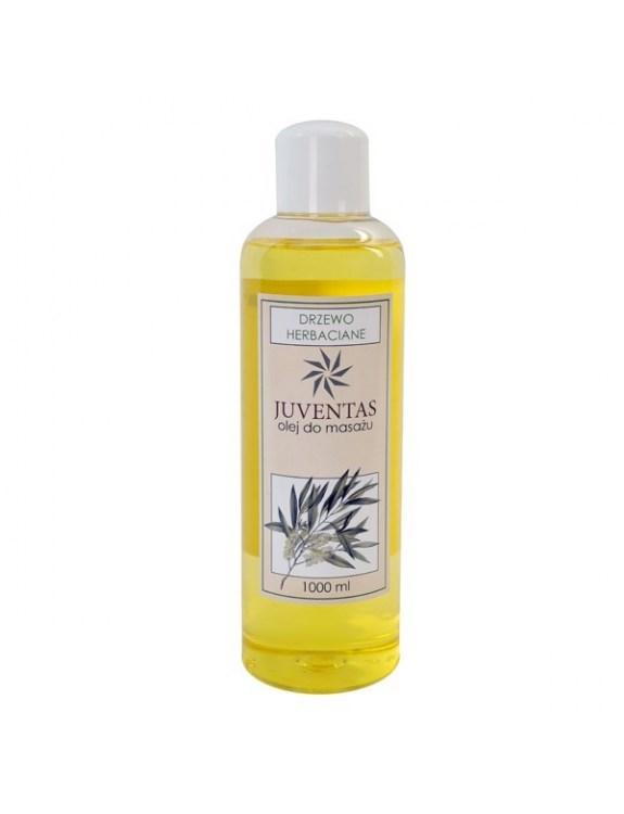 Olej do masażu z ekstraktem z drzewa herbacianego - 1000 ml